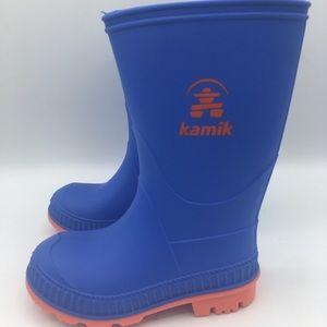 Kamik Toddlers Stomp Rain Boots